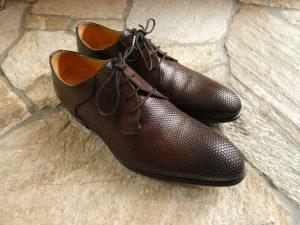 不動産 革靴