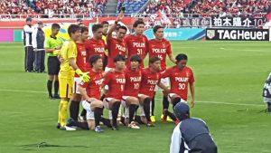 浦和レッズ VS ガンバ大阪