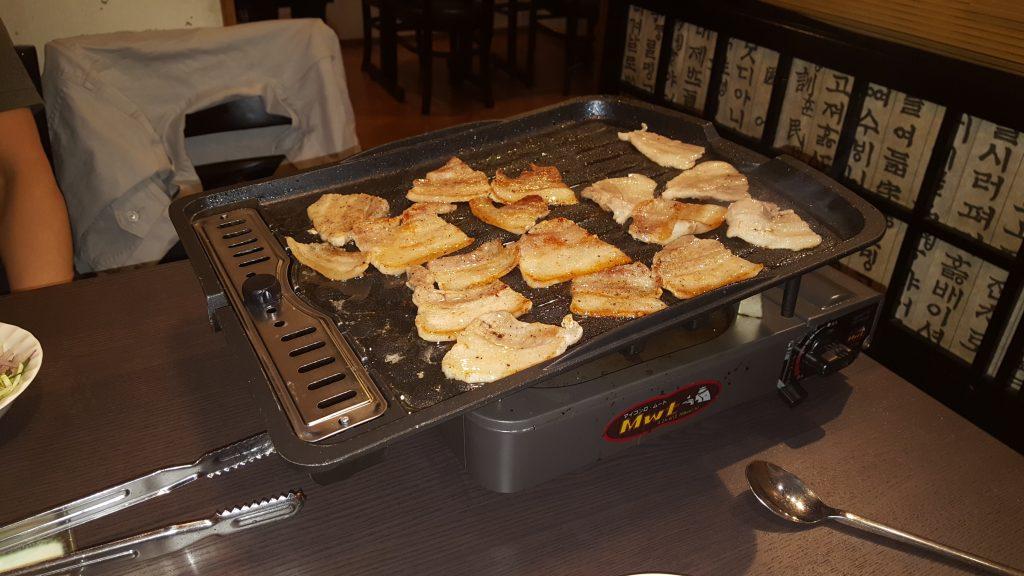 韓国料理WA